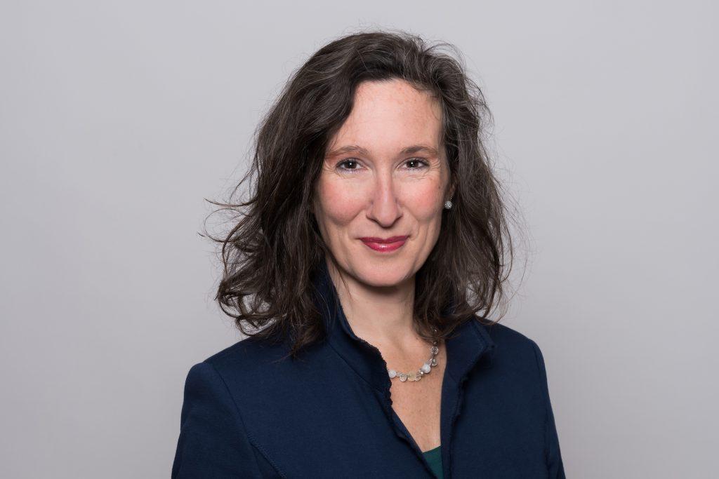 Bettina Gomer (bisher) Einwohnerrätin Kriens 2020