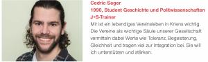 Cedric Seger