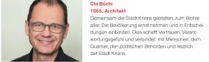 Cla Büchi (bisher)