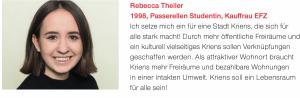 Rebecca Theiler